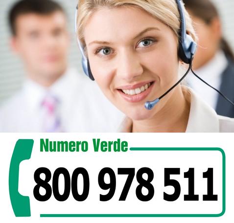 Numero Verde Risposta Call