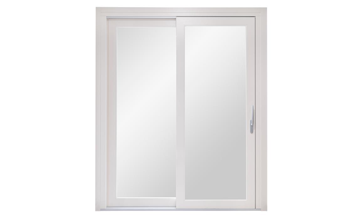 scorrevole - bianco - 1anta - alzante
