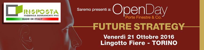 Banner OpenDay 21 Ottobre Torino
