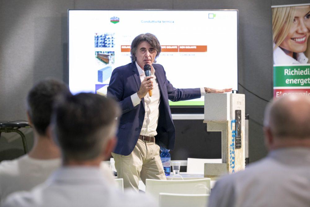 spiegazione sulla conduttività termica di Roberto Minciotti