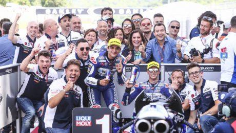 Martin e Diggia conquistano il podio italiano del Mugello