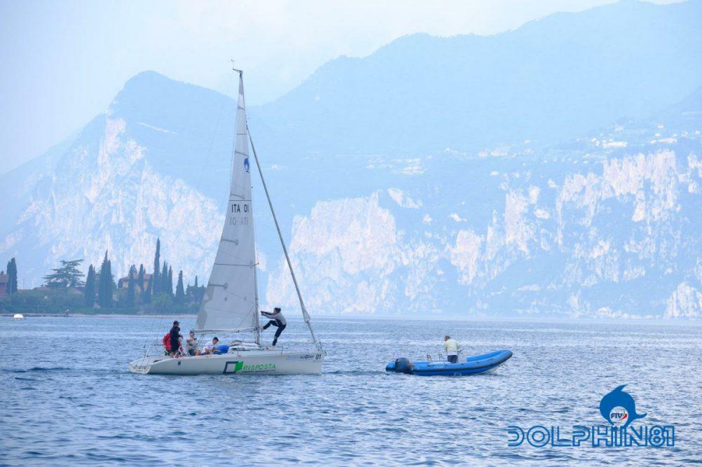"""Dal 01 al 03 giugno si è tenuta la Dolphin Show Tricolore, nella quale """"KarMat"""" e """"Zero Uno"""" si sono classificate rispettivamente secondo e terzo"""