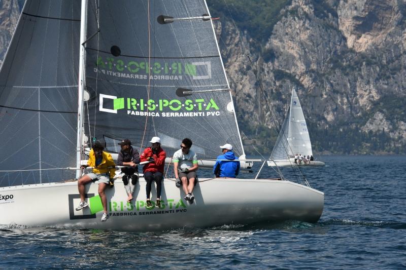 allenamento in barca